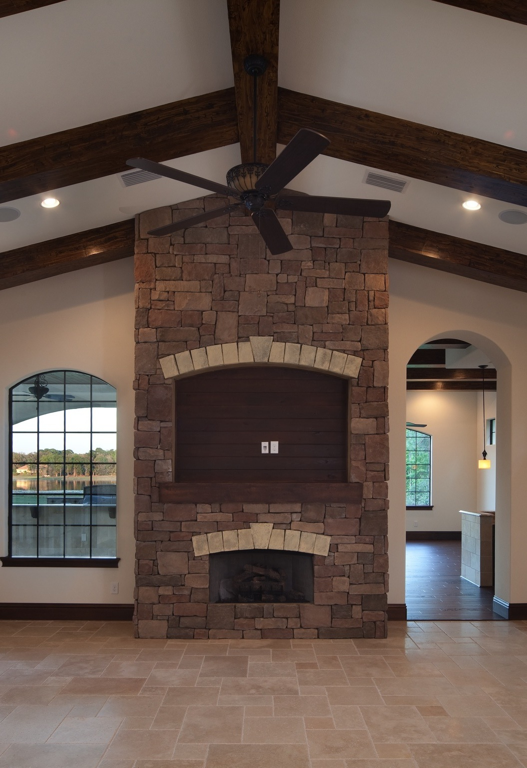 fireplace design tips to light up a room