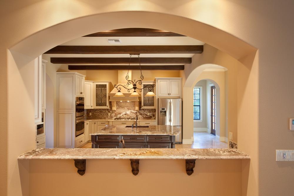 Kitchen Arch Design Ideas ~ Design tips for a yummy sunny kitchen