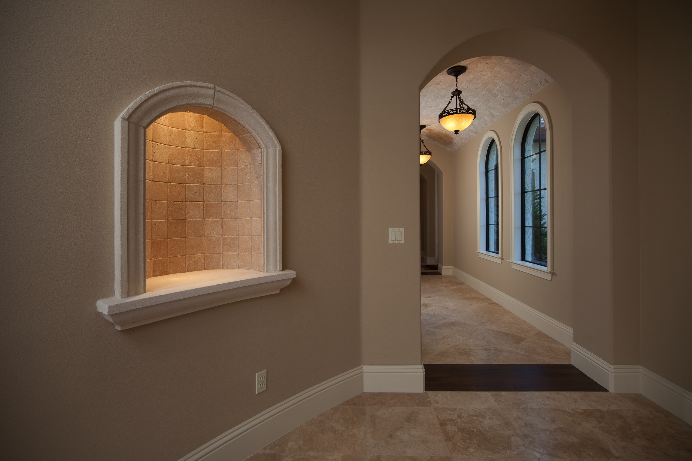 foundation dezin decor wall niche designs - Wall Niches Designs