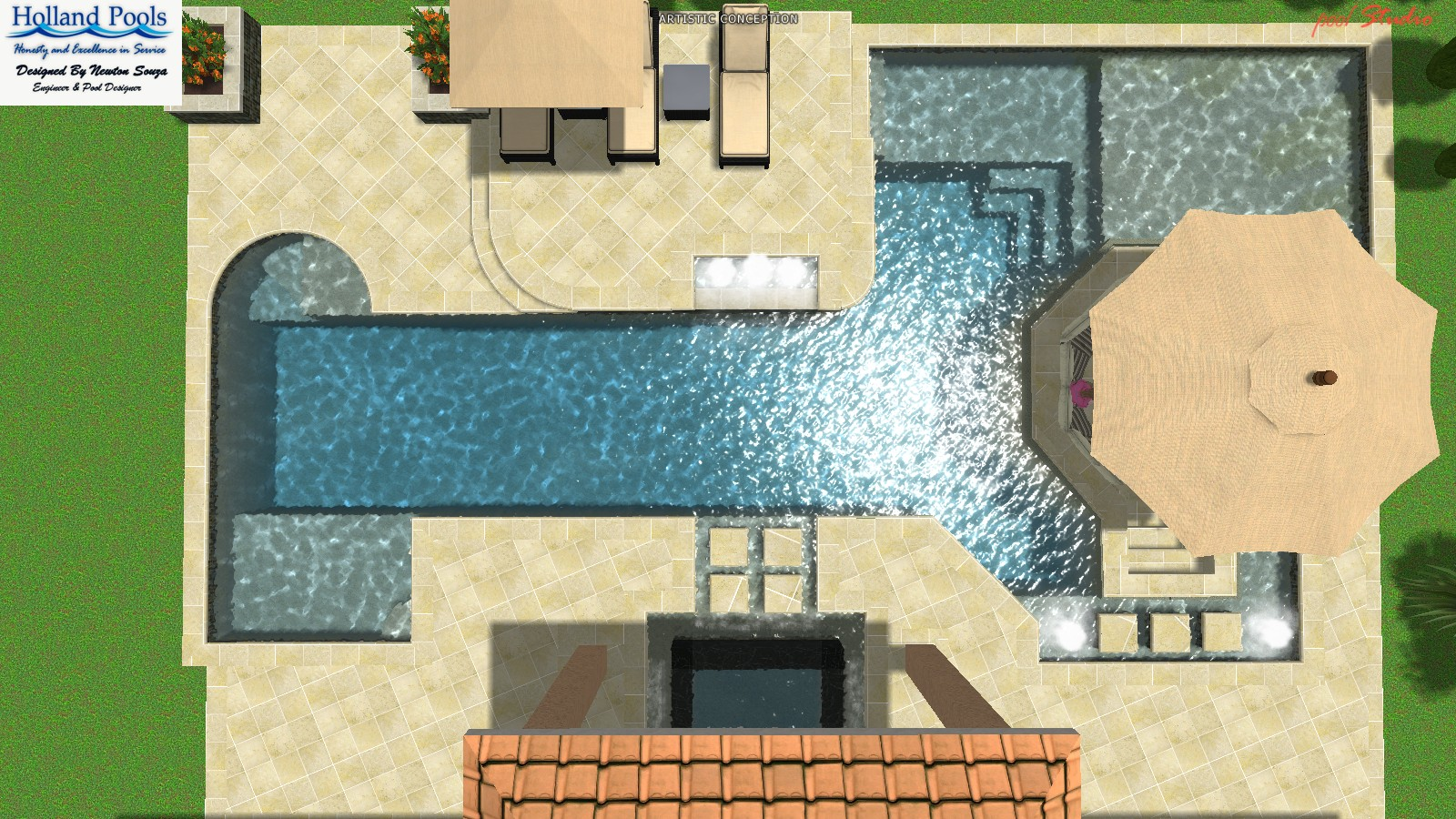 Sport and Resort Pool, The Latest Trend in Pool Design