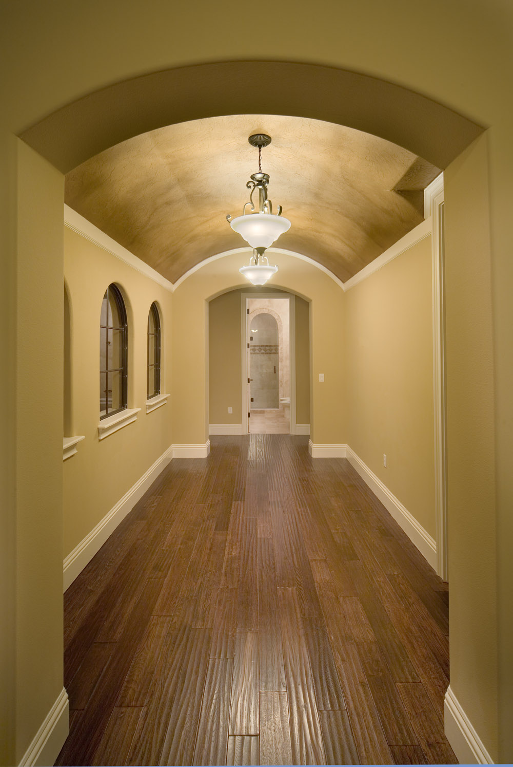 Barrel Ceilings That Raise Eyebrows : Trade Secrets by Jorge